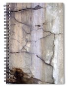 Abstract Concrete 2 Spiral Notebook