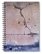 Abstract Concrete 3 Spiral Notebook