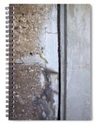 Abstract Concrete 5 Spiral Notebook