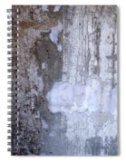 Abstract Concrete 8 Spiral Notebook