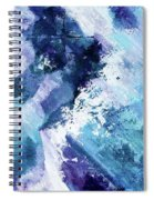 Abstract Division - 72t02 Spiral Notebook