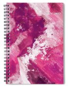 Abstract Division - 74 Spiral Notebook