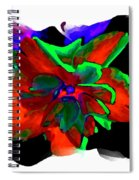 Abstract Elegance Spiral Notebook
