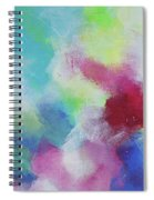 Abstract Expressions Spiral Notebook