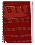Abstract Found At Albertson's Spiral Notebook