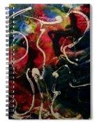 Spirits Moves Me Spiral Notebook