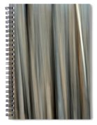 Abstract Lodgepole Pine 2 Spiral Notebook