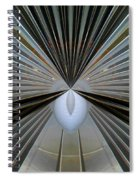 Abstract Old Car Vent Spiral Notebook
