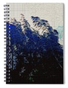 Abstract Trees 8 Spiral Notebook
