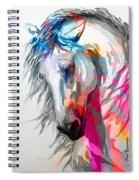 A  R  G  E  N  T  O Spiral Notebook