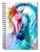 A .  L .  C .  I .  O .  N .  E Spiral Notebook