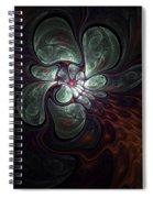 Abstract051710a Spiral Notebook