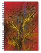 Abstraction 072011 Spiral Notebook