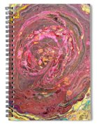 Abstraction #35  Spiral Notebook