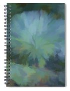 Abstractions From Nature - Live Oak Collar Spiral Notebook