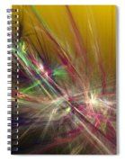 Abstracty 110310 Spiral Notebook