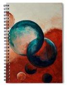 Abstrait213 Spiral Notebook