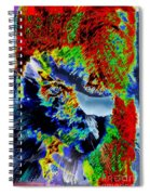 Abstral Visual She Spiral Notebook
