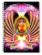 Abundantia Spiral Notebook