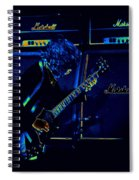 Ac Dc Electrifies The Blues Spiral Notebook