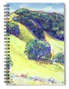 Acalanes Ridge, Lafayette, Ca Spiral Notebook
