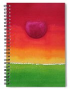 Acceptance Original Painting Spiral Notebook