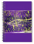 Accepting Whatever  Spiral Notebook