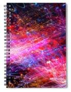Accidental Light Spirits #1 Spiral Notebook