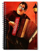 Accordeon Spiral Notebook