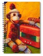 Accordion Spiral Notebook
