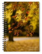 Acers Turning Spiral Notebook