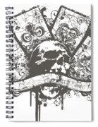 Aces Spiral Notebook