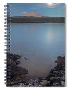 Achnahaird Bay And Assynt Mountains Spiral Notebook