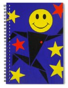 Acid Jazz Spiral Notebook