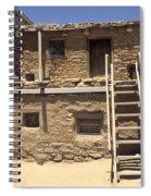 Acoma Pueblo Spiral Notebook