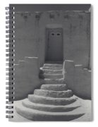 Acoma Steps Spiral Notebook