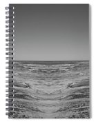 Across The Way Spiral Notebook