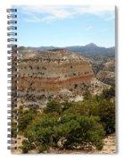 Across Utah  Spiral Notebook