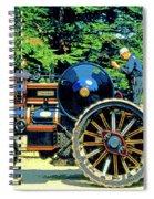 Activity Spiral Notebook