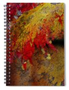 And Then Came Fall Spiral Notebook