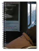 Addiction Spiral Notebook