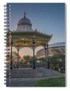 Adelaide Dusk Spiral Notebook