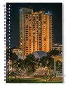Adelaide Riverfront Spiral Notebook