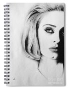 Adele. Spiral Notebook