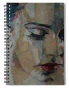 Adele - Make You Feel My Love  Spiral Notebook