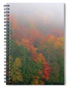 Adirondack Autumn Colors Spiral Notebook