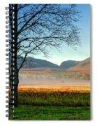 Adirondack Landscape 1 Spiral Notebook