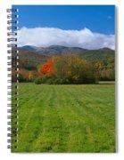 Adirondack Mountains, Upper State New Spiral Notebook
