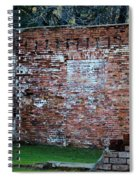 Adjoining Rooms Spiral Notebook
