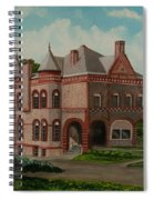 Administration Building Spiral Notebook